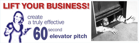 effective elevator pitches
