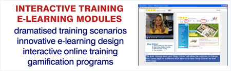 interactive training and e-learning
